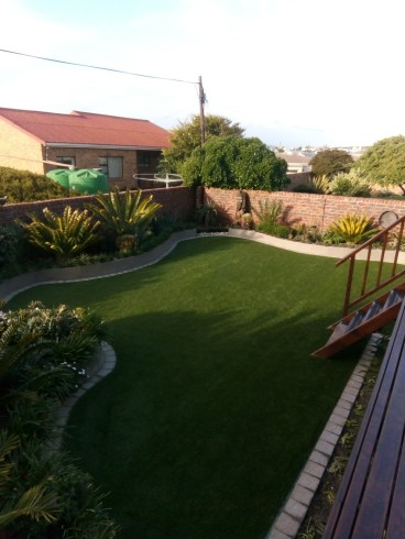 Chris Meyer garden and landscaping Yzerfontein, Langebaan